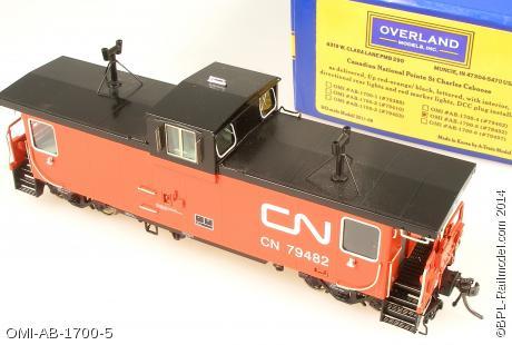 OMI-AB-1700-5